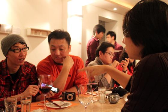 The BLOGer 모임 사진
