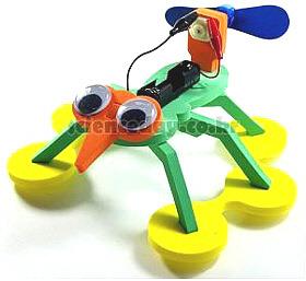 소금쟁이 로봇 사진