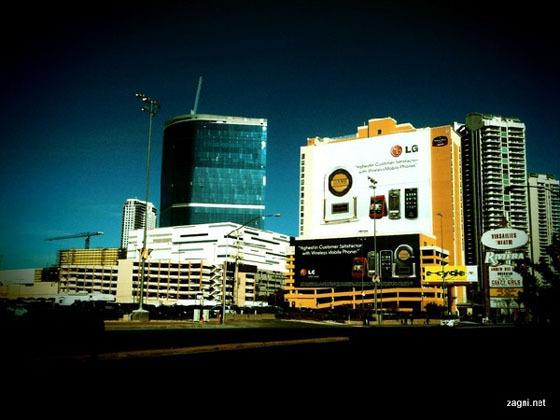 휴대폰 광고 사진