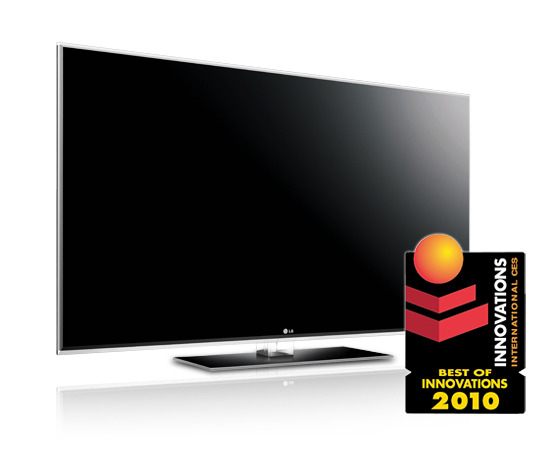 LG FULL LED LCD TV 제품 사진