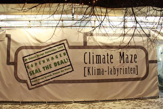 Climate Maze