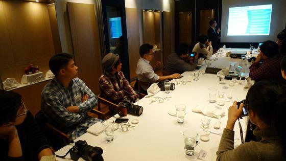 더블로거 회의 모습