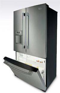 김치 냉장고 제품 사진