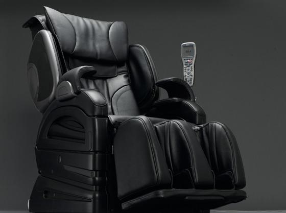 안마 의자 사진