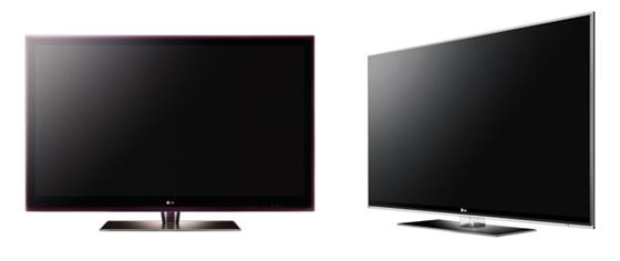 3D 인피니아 TV 제품 사진