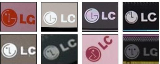 LC에 로고를 변형한 이미지
