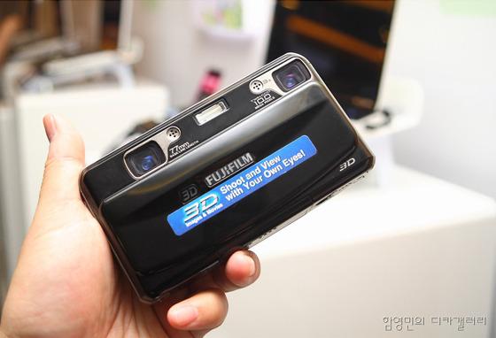 3D 카메라 제품 사진