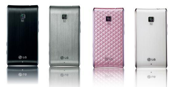 LG 옵티머스 GT540 제품 사진