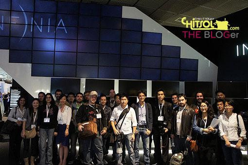 IFA 2010 현장