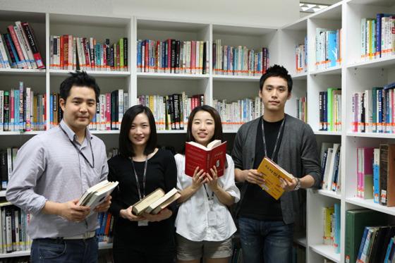 LG 디자이너 단체 사진
