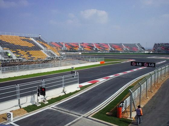 F1 경기장 사진