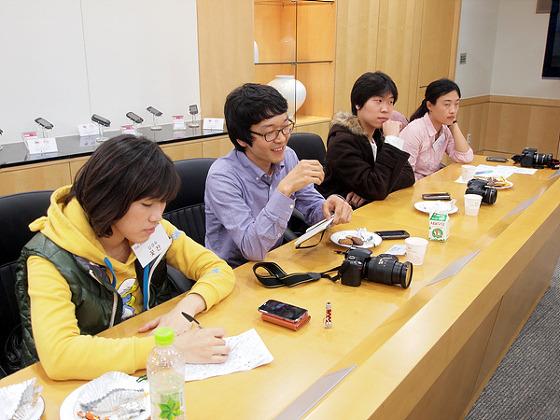 더 블로거 3기 정기 모임 현장