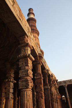 Qutab Minar 사진