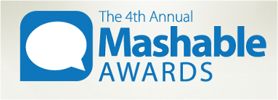 The 4th Annual Mashable AWARDS