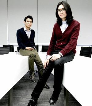 김홍식 주임과 김민 주임 사진