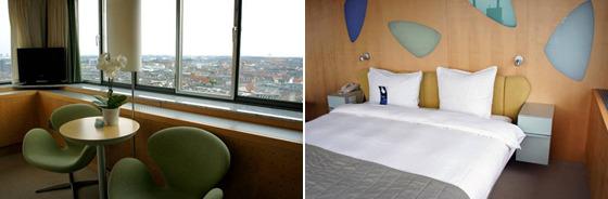 부띠끄 호텔 내부 사진