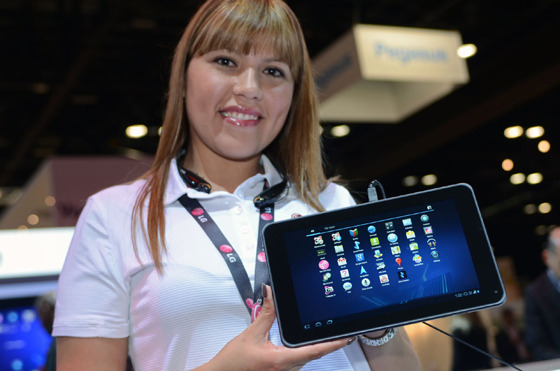 LTE LG 레볼루션 제품 사진