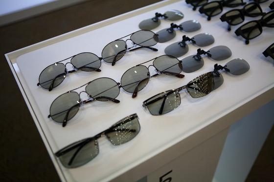 3D 안경 사진