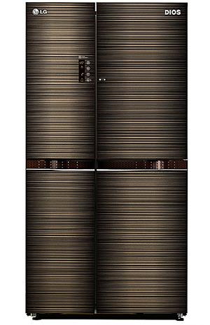 850리터 디오스 냉장고_R-T851LB 제품 사진