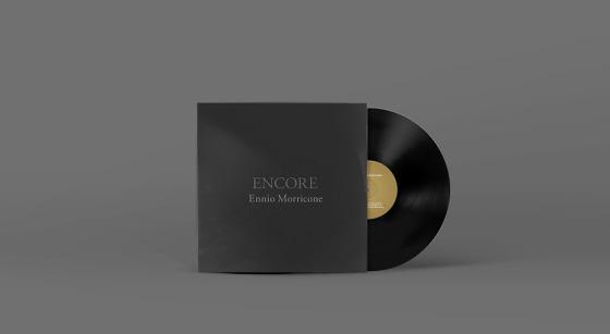 엔니오 모리코네 CD 사진