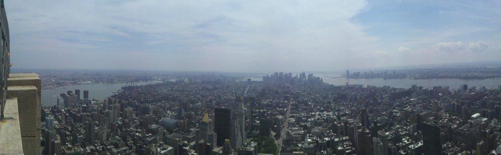 뉴욕 전경