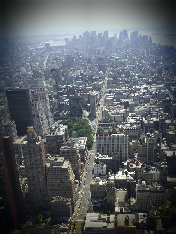 뉴욕 전경 사진