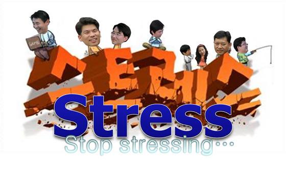 멤버들의 스트레스 탈출법 공개 이미지