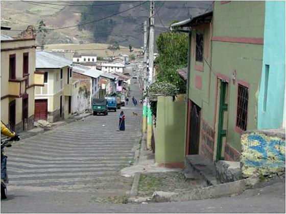 에콰도르 현지 사진