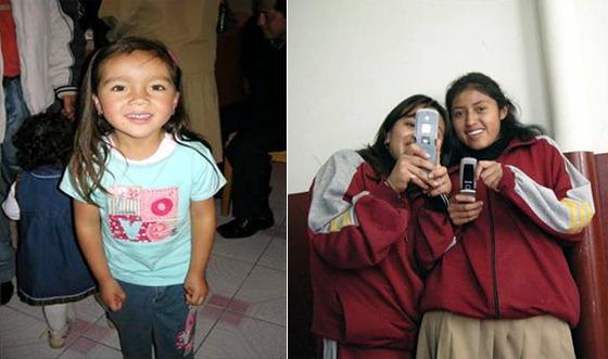 에콰도르 학생 사진