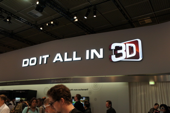 DO IT ALL IN 3D
