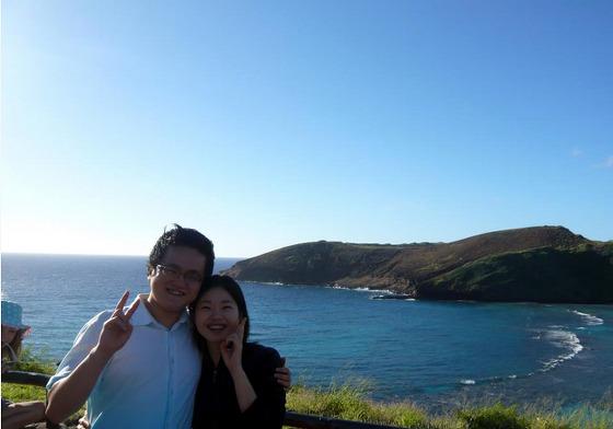 하와이 여행 사진