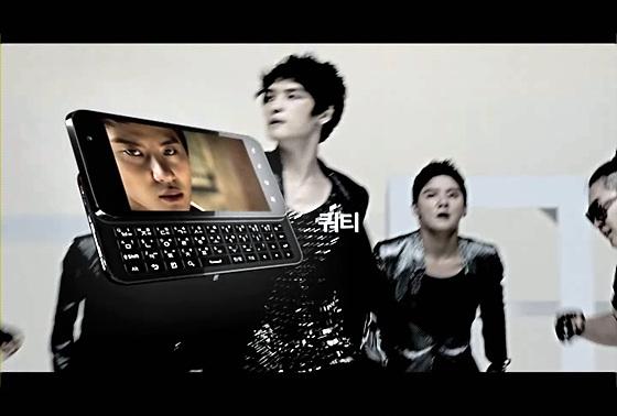 JYJ 뮤직비디오 사진