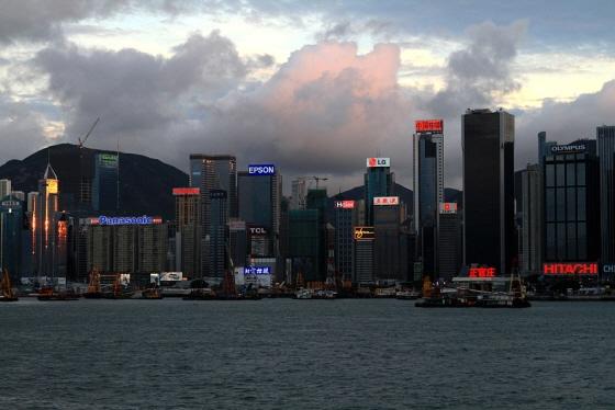 홍콩 전경