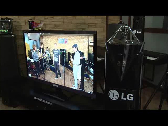 LG 씨네마 3D홈씨어터 사진