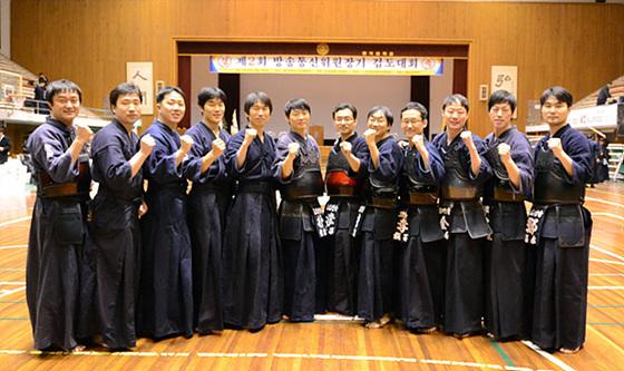 LG전자 내 검우회 회원들 사진