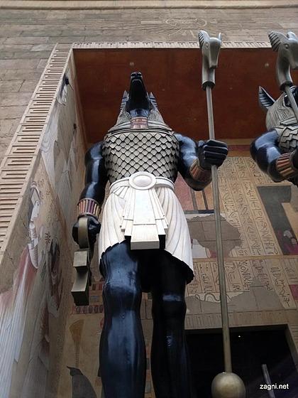 대형 이집트 신상 사진