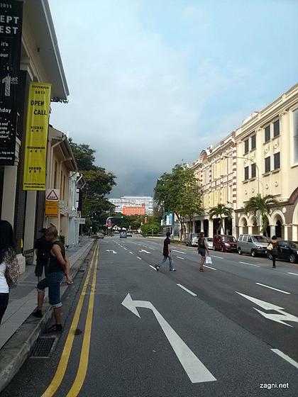 싱가폴 거리 사진