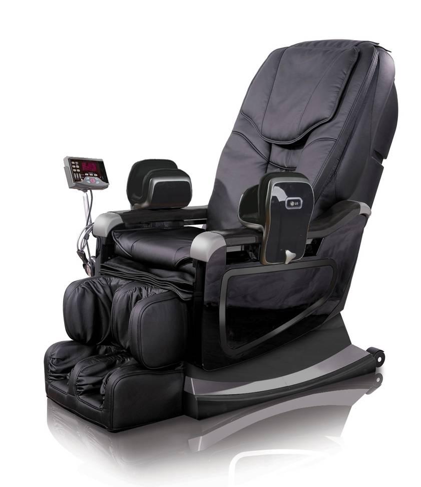 LG전자 진동 안마 의자 사진