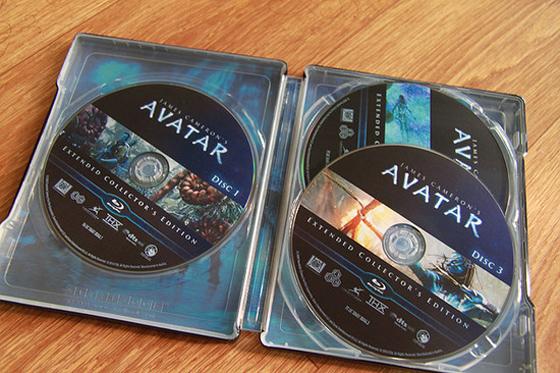 아바타 3D 사진